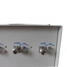 High Power 3G 4G LTE Cellphone Signal Blocker with Directional Antenna