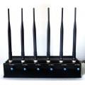 Adjustable Design High Power WiFi UHF 3G Mobile Phone Signal Jammer