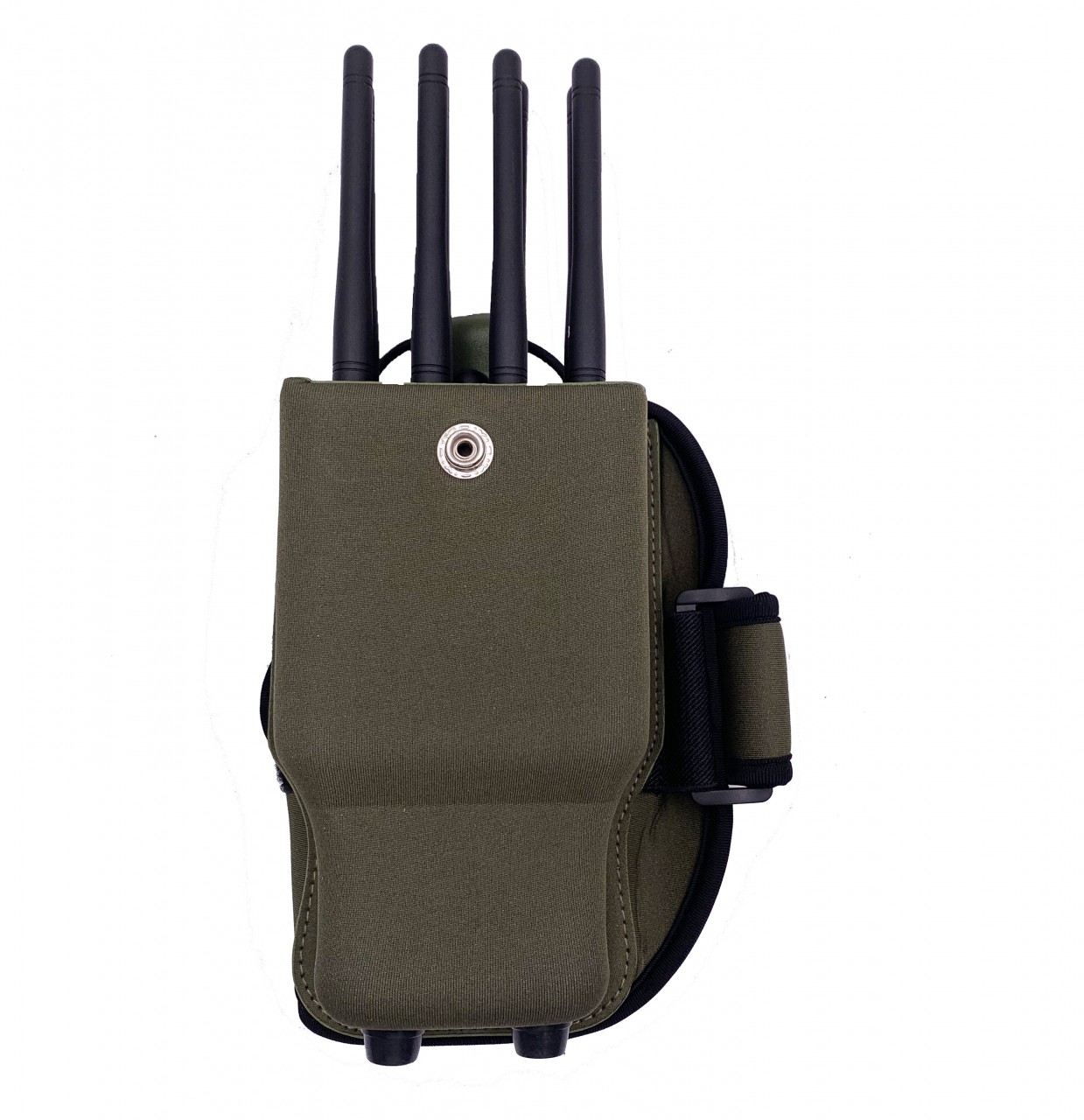 Broad spectrum mobile phone signal jammer - Selectable Portable GPS Lojack 3G Cell Phone Signal Jammer